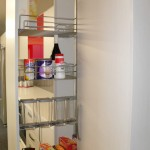 Hafele Pull Out Pantry Unit With Hafele Accesssories