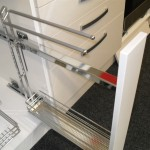 Hafele Towel Rail, Pull-Out Style