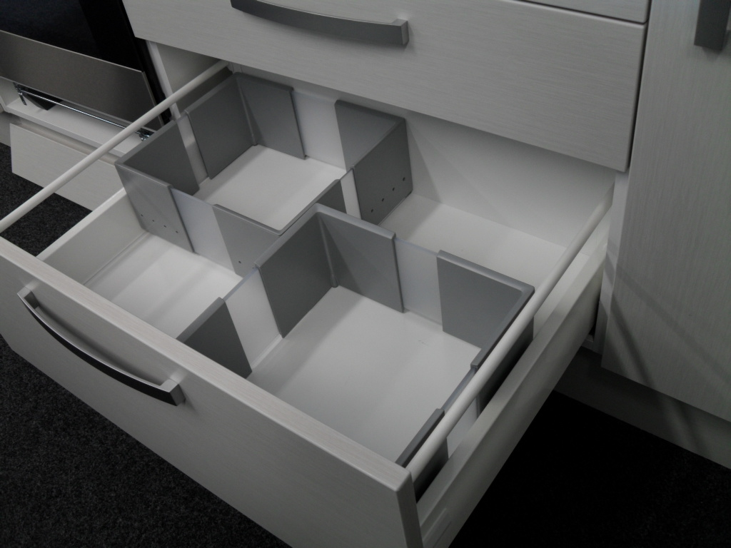 Hafele Cuisio Flex Drawer Inserts | Ryan's Kitchens And