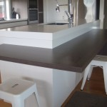 Gloss White Lacquer Kitchen