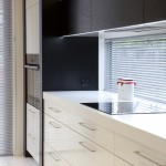 Double Alabaster Lacquer Kitchen